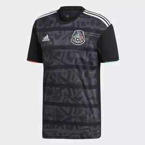 Mexico National Team Home Jersey 2019 Gold Cup